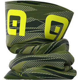 Alé Cycling Rock Tubular Headgear Men green/fluo yellow